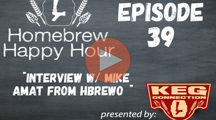 #HOMEBREWCON SPECIAL INTERVIEW W/ Mike Amat of HbrewO! – HHH EP. 039