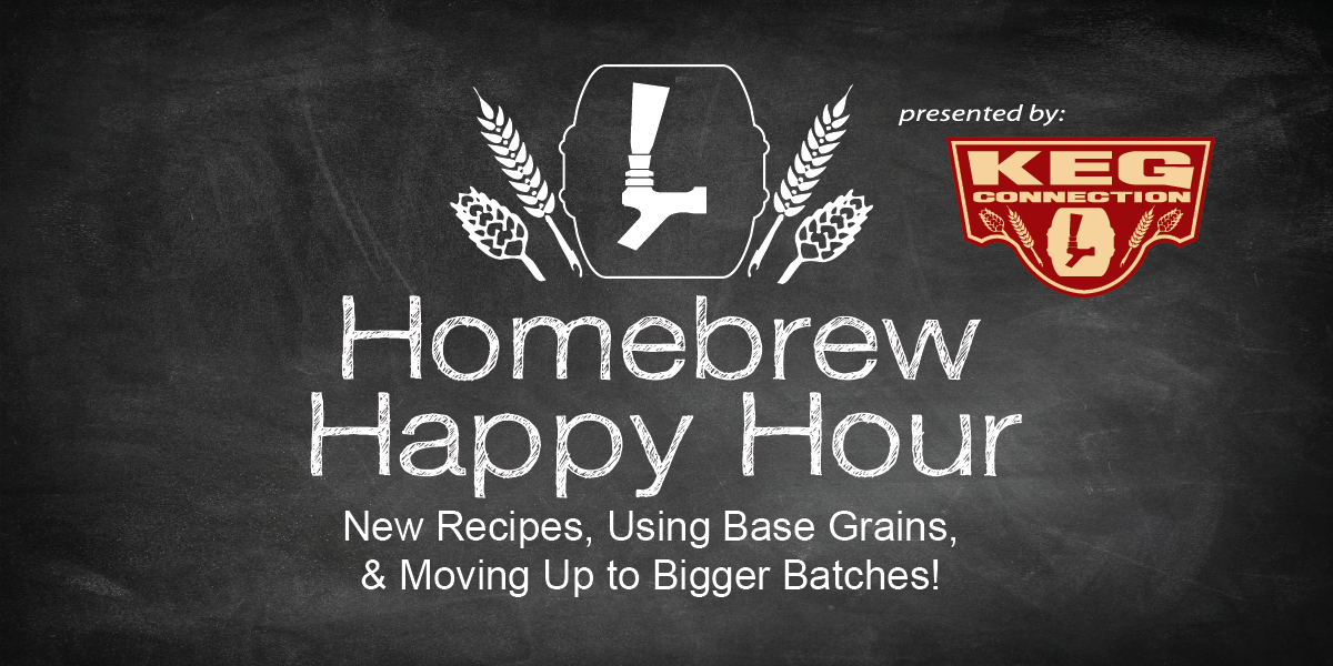 New Recipes, Using Base Grains, & Moving Up to Bigger Batches! — HHH Ep. 055