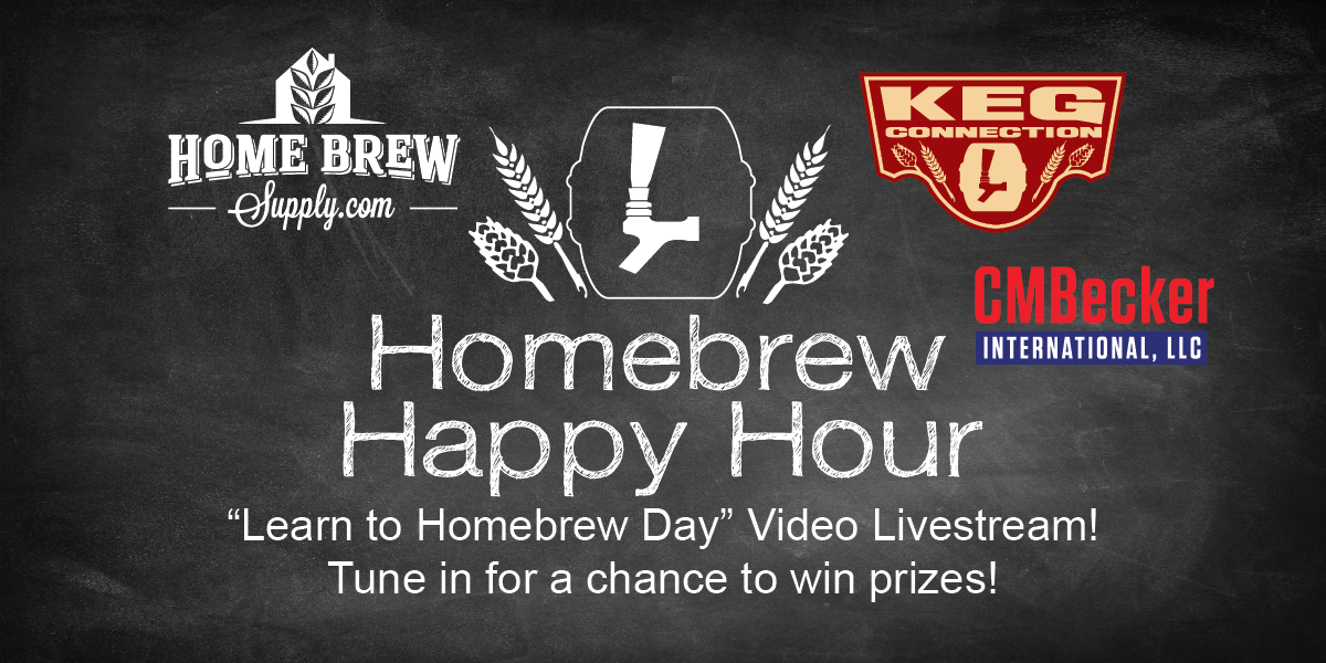 Brew Day Live Show! — HHH Ep. 063