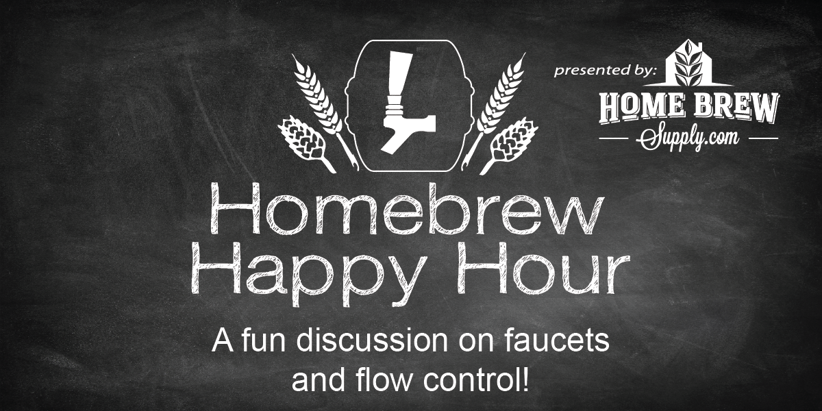 A fun discussion on faucets and flow control! — HHH Ep. 070