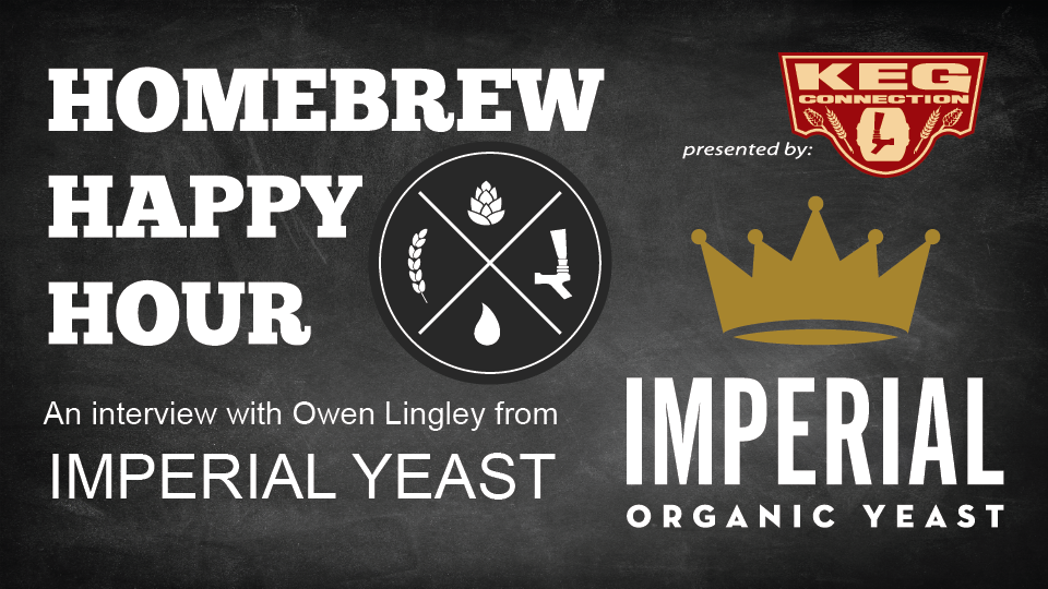 An Interview with Owen Lingley from Imperial Yeast — HHH Ep. 093