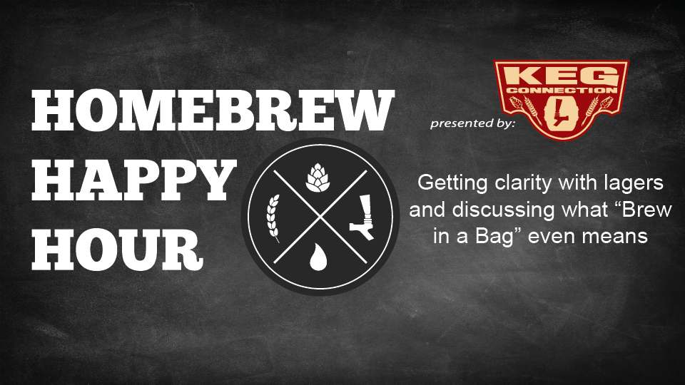 "Getting clarity with lagers and discussing what ""Brew in a Bag"" even means! — HHH Ep. 103"