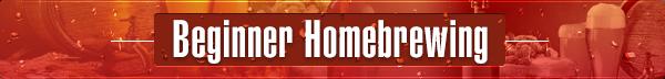 Beginner Homebrewing